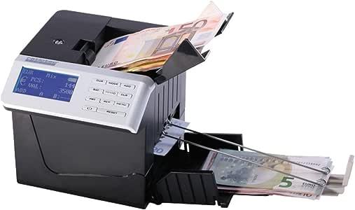 Ratiotec - Contadora detectora de billetes ratio-tec