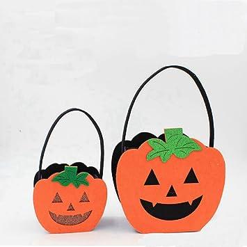 OYang Nouvelle moderno Mignon tela no tejida Halloween ...