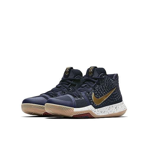 """Nike Kyrie Irving 3 """"Gold Collection"""" PS NBA Boston Celtics, Zapatillas Deportivas de"""