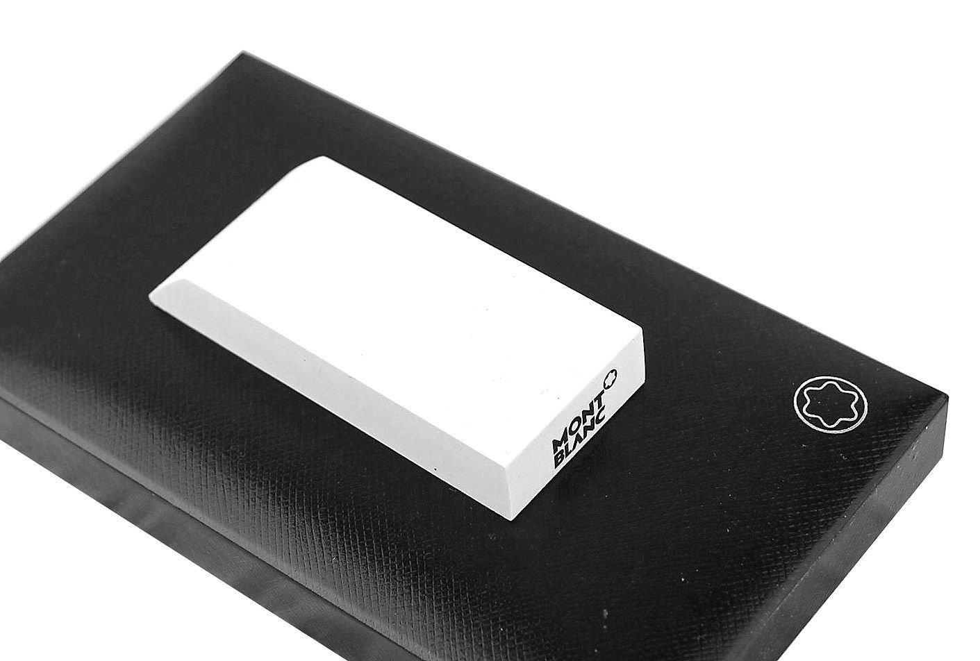 MONTBLANC MEISTERSTUCK ONE GENUINE REFILL WHITE ERASER WITH LOGO GERMANY 101312 by MONTBLANC (Image #1)