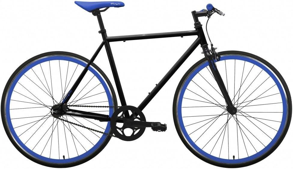 RACER 2665403031 - Bicicleta de Ciudad 28 fixtyle t.m - Negra ...