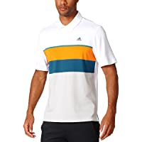 adidas Herren Poloshirt Climacool Engineered Striped