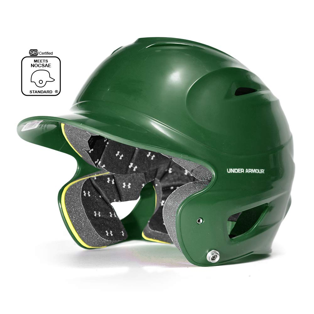 Under Armour Classic Solid Molded Batting Helmet