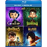 The Ultimate Laika Collection (Coraline / ParaNorman / The Boxtrolls / Kubo and the Two Strings) (Blu-ray + Digital HD)