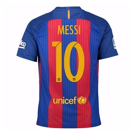 Nike 776850-481 Jersey FC Barcelona para Hombre  Amazon.com.mx ... d00644d8573