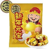 徐福记新年糖元宝糖包258g