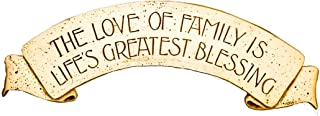 product image for Love of Family Plaque Door Topper