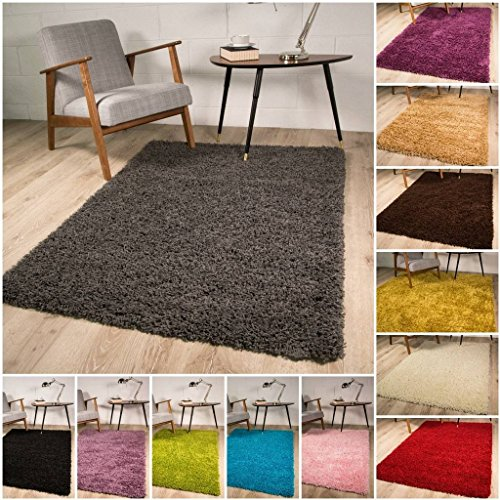The Rug House Thick Modern Small Medium Soft Anti Shed Luxury Vibrant...