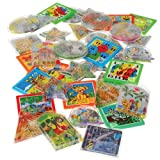 PUZZLE GAME ASST/240-PC, Sold By Case Pack Of 2 Packs