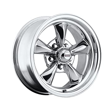 amazon 15 inch 15x7 100 p classic series polished aluminum 1973 Mercury Cougar Muscle Car amazon 15 inch 15x7 100 p classic series polished aluminum wheels rims licensed from american racing 5x4 50 ford lug pattern offset 4 00