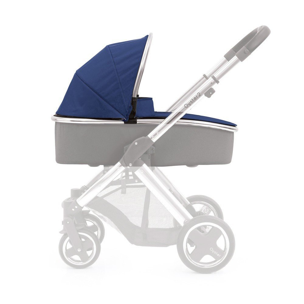 Oyster MaxGem Carrycot (Navy, Pack of 2) O2CCCPNA