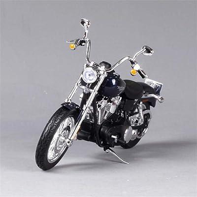 Haixin Modèle de Moto en Alliage Harley: modèle de Moto ...