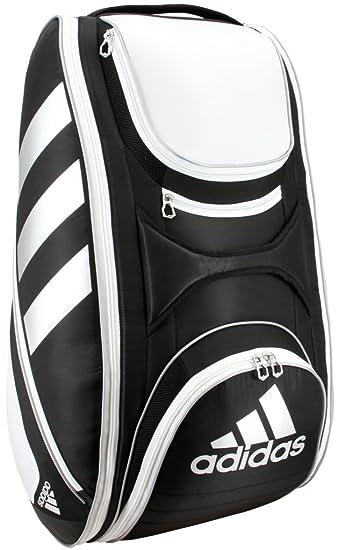 2d7ce3920ad7 Amazon.com  adidas Tour Tennis 12 Racquet Bag