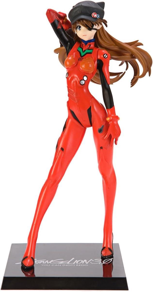 "Sega Evangelion 3.0: You Can Not Redo: Asuka Langley Shikinami Premium Figure ""Asuka Returns"""