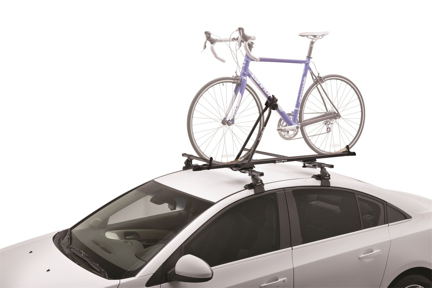 Amazon.com: SportRack SR4883 Upshift Roof Mount Upright Bike Carrier:  Automotive