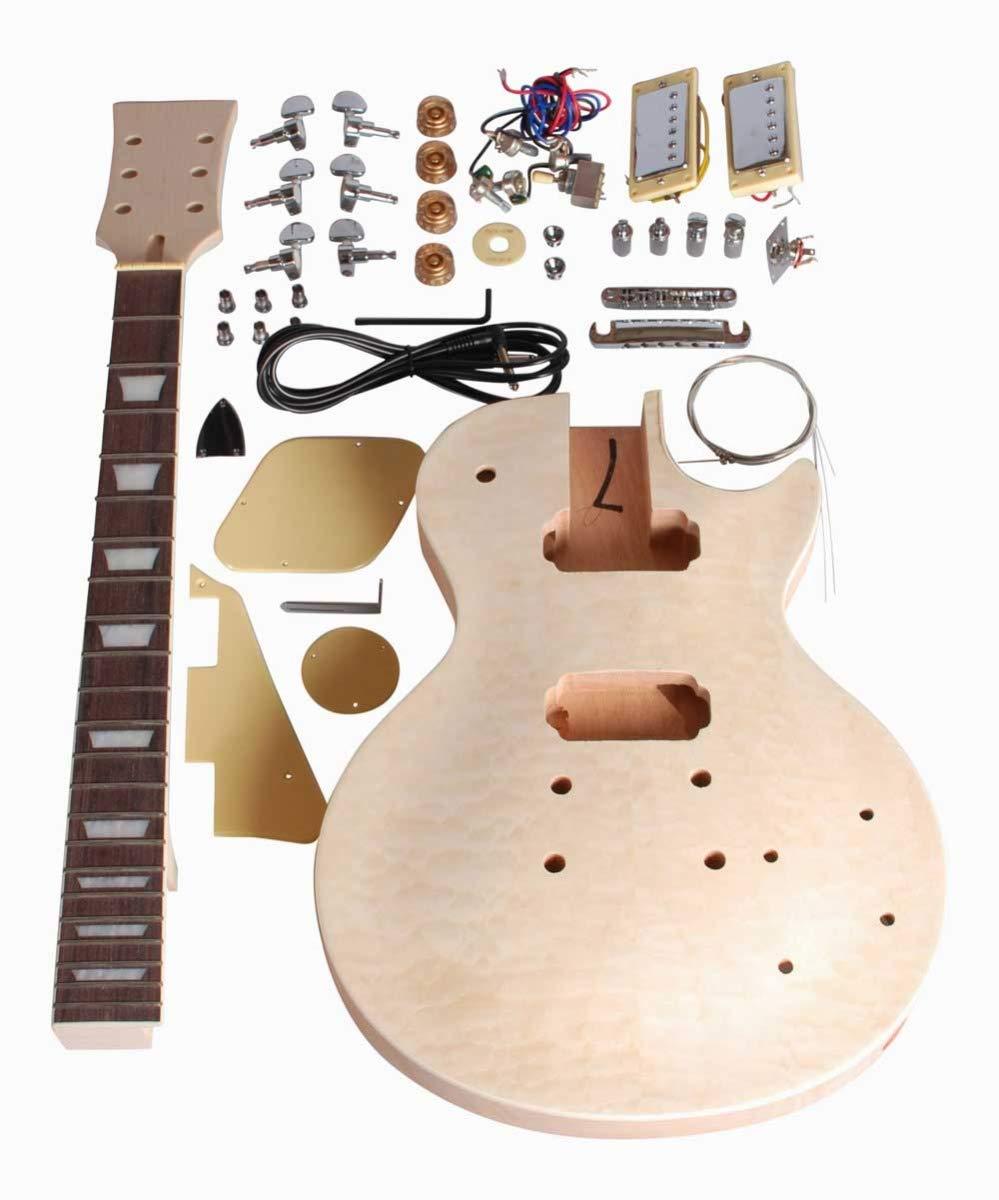 DIY de LP de 13 - selbstbau gitarrenkit
