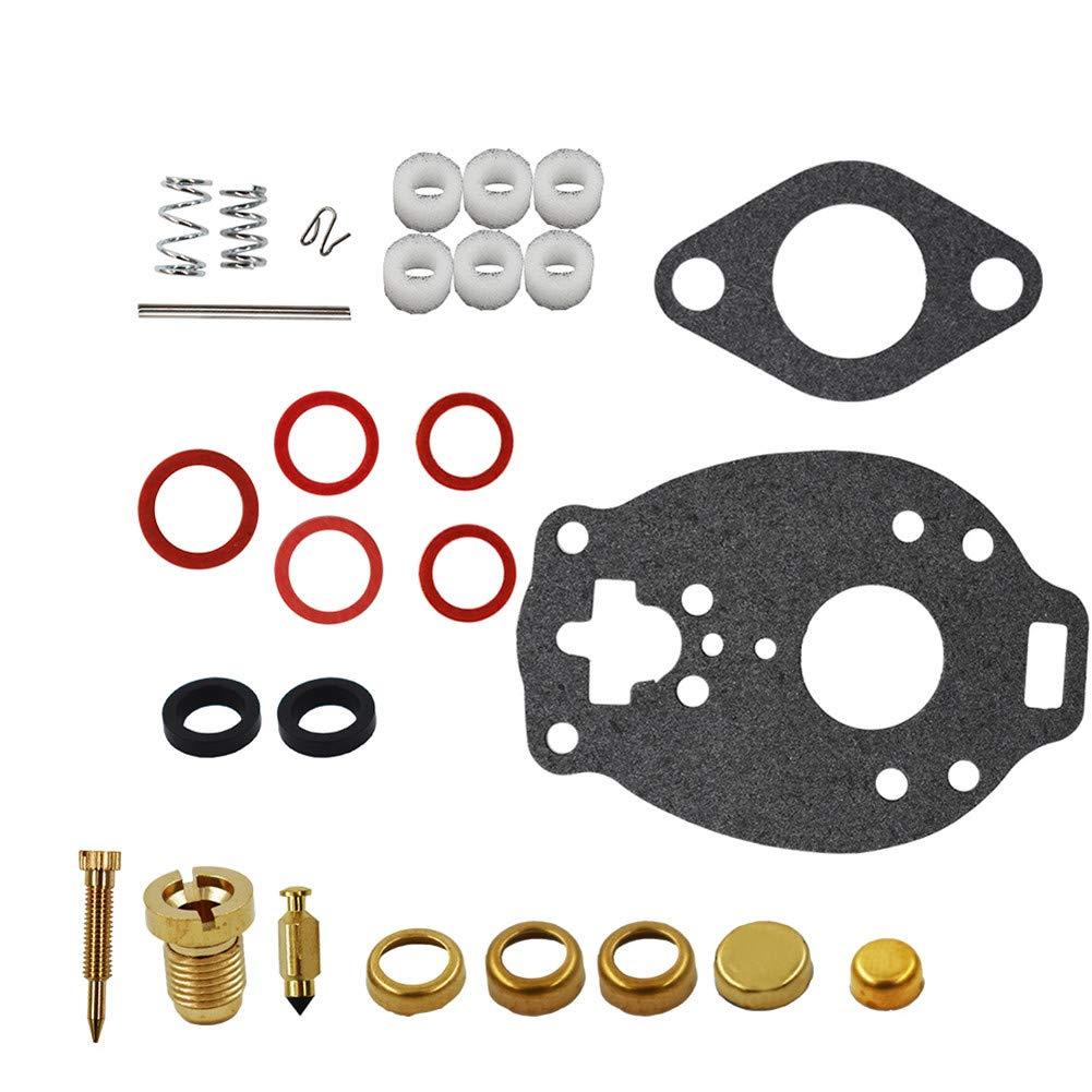 Marvel Schebler TSX carburetor kit For Allis Farmall Ford 778-505 K7505 QUALITY