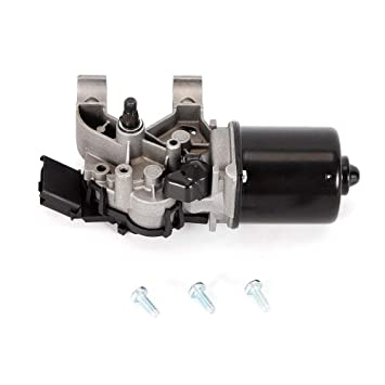 TFCFL 7701061590 motor de limpiaparabrisas delantero, para 2005-On RE NAULT Clio Grand Tour: Amazon.es: Coche y moto
