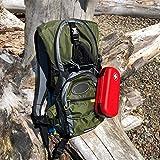 EpiPen Carrying Case, Durable EVA Foam, Water