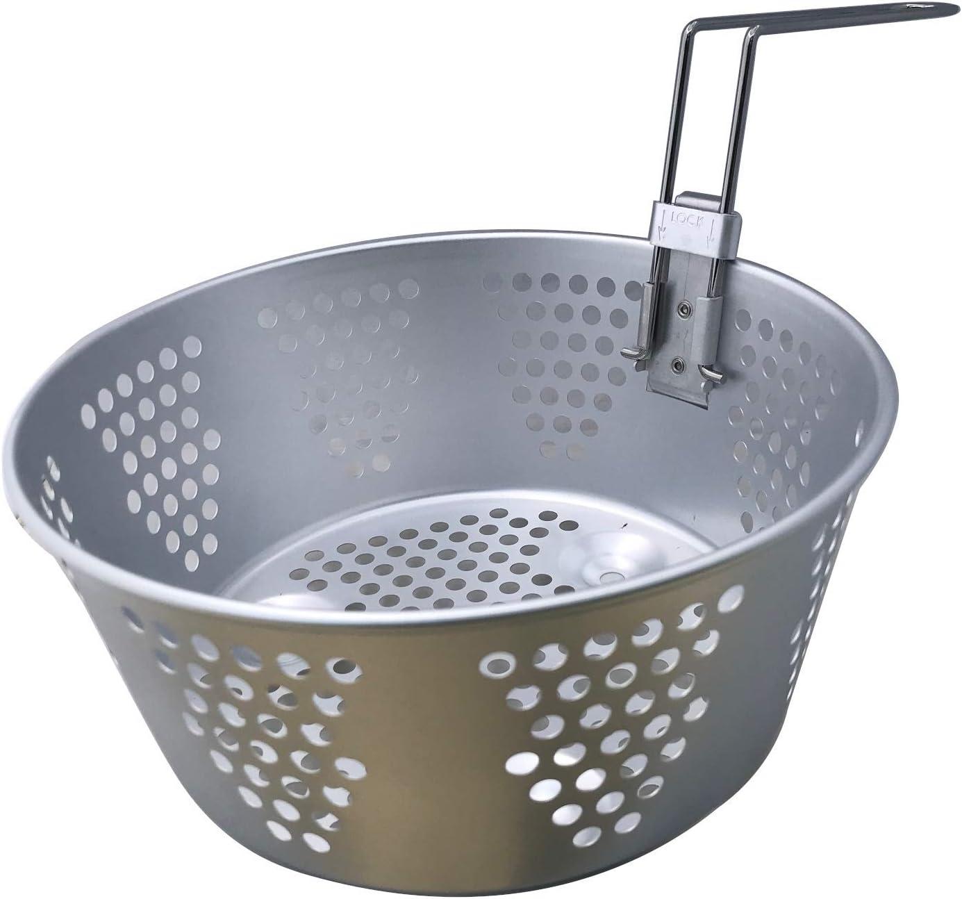 Fryer Basket for Pots & Pans 8.25