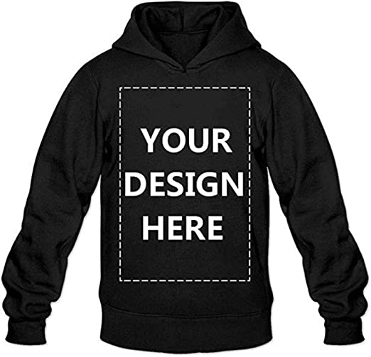 Team YOUR TEXT HERE Personalised Custom Funny HOODIE Birthday Gift