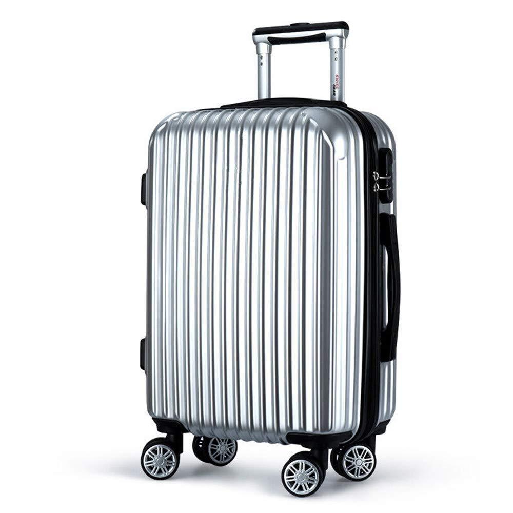 旅行用品荷物スーツケーストロリーケース プレミアム回転プルロッドボックス、搭乗荷物、ユニバーサルホイール20、24、28インチ荷物。 B07SLNN1BC