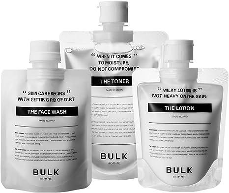 Amazon | バルクオム (BULK HOMME) バルクオム フェイスケアセット ...