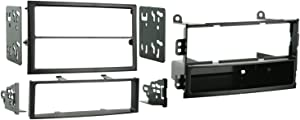 Metra 99-7402 Single DIN or Double DIN Installation Kit for 2003-2005 Nissan 350Z -Black
