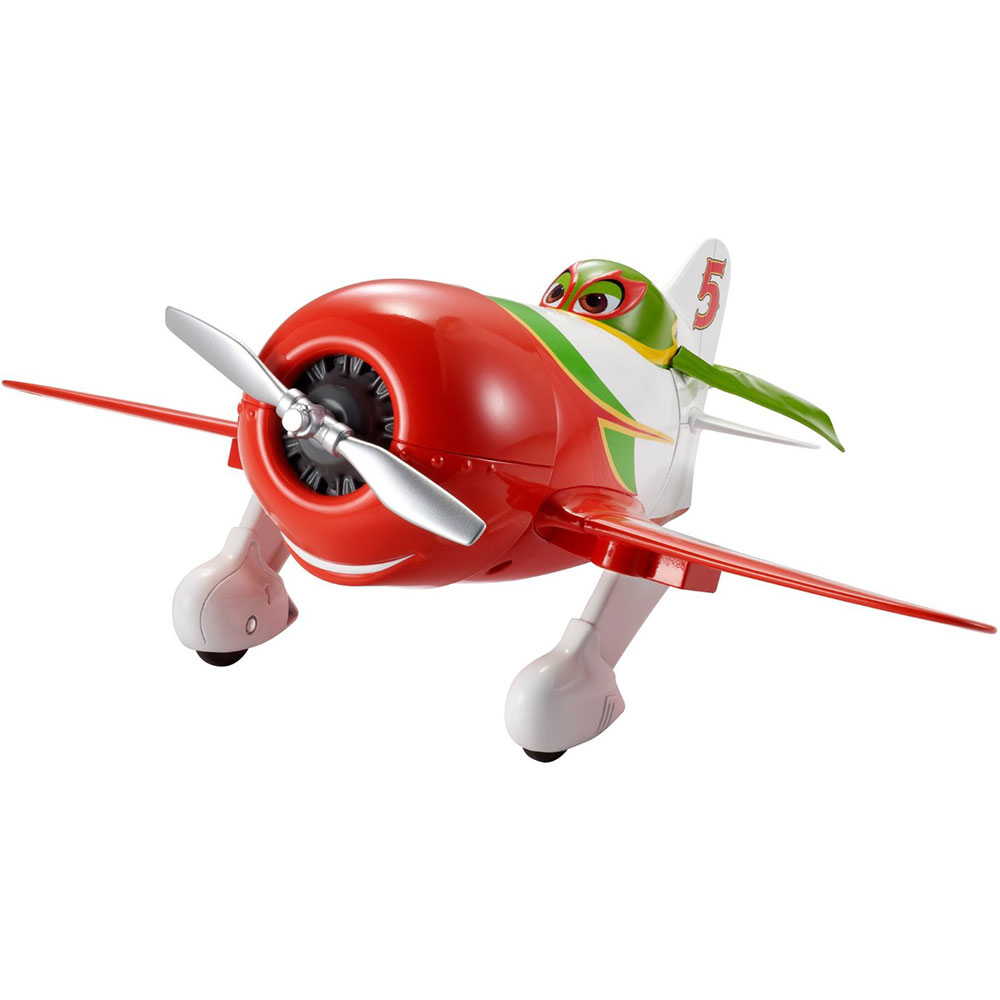 Amazon.com: Disney Planes Deluxe Talking El Chupacabra ...