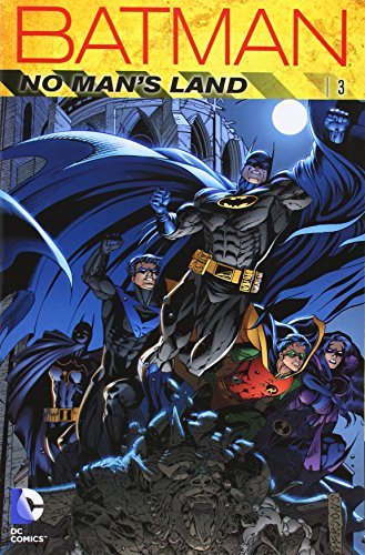 Batman: No Man's Land, Vol. 3 (No Mans Land Batman)