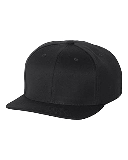5f72b00f2 Flexfit - One Ten Flat Bill Snapback Cap - 110F