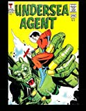 img - for Undersea Agent #4: 1966 Superhero Comic book / textbook / text book