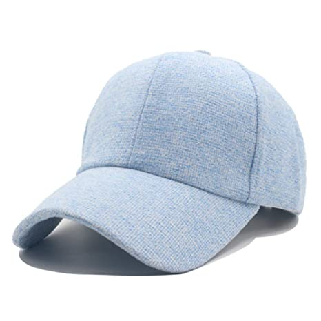 Yosrab Gorra de béisbol Hombres Mujeres Gorras Sombreros para ...