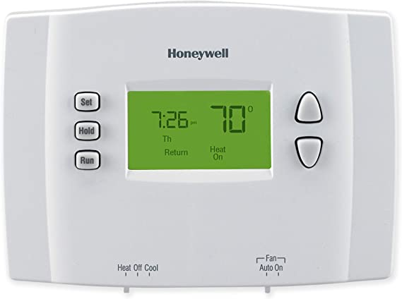 Honeywell RTH2300B1012 5-2 Day Programmable Thermostat