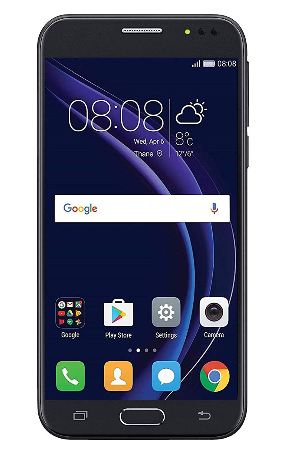 Tashan Model TS831 4G (Volte Not Supported) Model with 5.0-inch 720p Display, (Reliance Jio 4G Sim Support) 4 GB Internal Memory and 5 Mpix /2 Mpix Camera HD Smartphone in Black