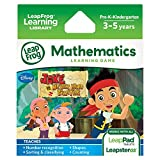 Image of LeapFrog Disney Jake and the Never Land Pirates Learning Game