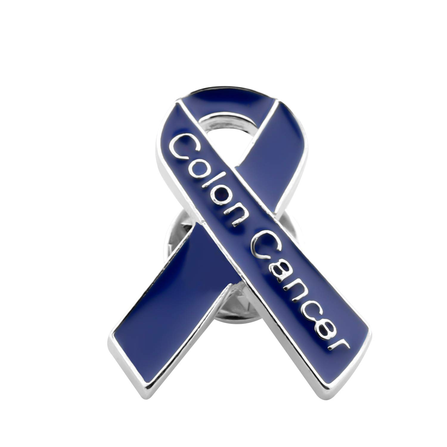 Buy Cenwa Colon Cancer Awareness Jewelry Cancer Awareness Ribbon Enamel Pin Colon Cancer Survivor Gift Colon Cancer Ribbon Bp At Amazon In