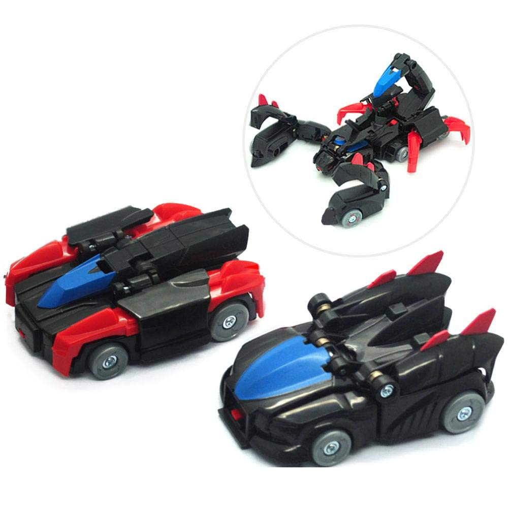 5 In 1 Metal Dianoser Robot Combination Truck Transformers Toys Robot