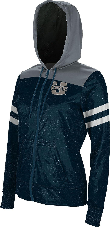 School Spirit Sweatshirt ProSphere Utah State University Womens Zipper Hoodie Gameday