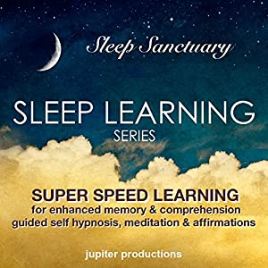 Super Speed Learning for Enhanced Memory & Comprehension Speech