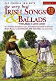 img - for [(Very Best Irish Songs and Ballads: v. 1: Words, Music and Guitar Chords )] [Author: Pat Conway] [Sep-2011] book / textbook / text book