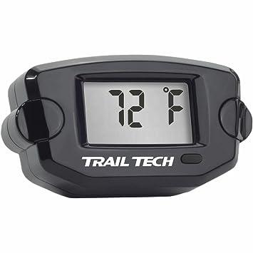 Trail Tech universal de montaje en panel Medidor de temperatura w/Sensor de Bujía Para