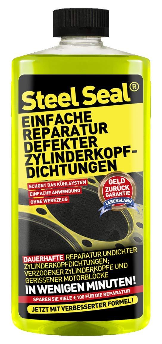 Sello de acero Soplado Junta De Culata Fix Sellador De Reparación Ideal Para Audi