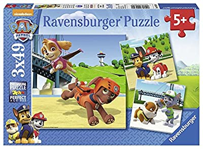 Ravensburger 9239 Paw Patrol Jigsaw Puzzles, Multi-Colour