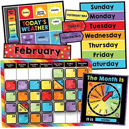 kindergarten weather chart - 4