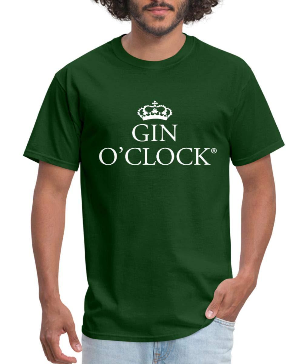 Gin O Clock T Shirt 1602