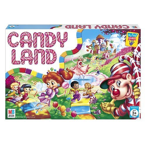 Candy Land Candyland Board Game 2002 Edition