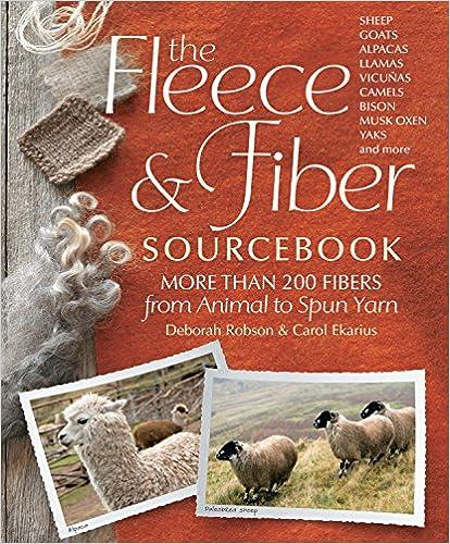 Book Fleece and Fiber Sourcebook