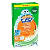Scrubbing Bubbles Fresh Brush Toilet Cleaning