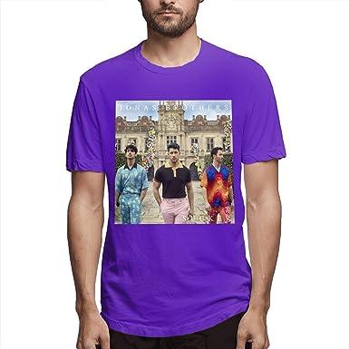 Gorgasy Sucker Jonas Brothers Camiseta básica de algodón Suave ...